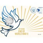 2020 Prestige PNC 1oz Silver $1 Coin - 75th Anniversary of End of WWII