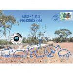 2020 Prestige PNC 1oz Coloured Silver Coin - Australias Precious Gem