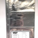 VST CC03 Carded Coin Album Sleeves