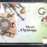 2020 Impressions PNC Coloured $1 Coin - Merry Christmas