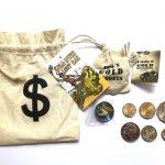 2020 UNC RAM Loot Bag - Australia's Gold Rush